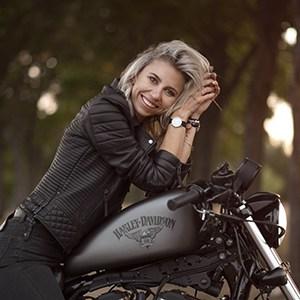 Deimante Meilune ride vision small
