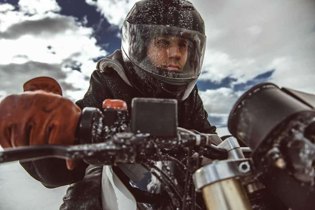 Cold Weather Winter Riding Tips for Motorcyclists