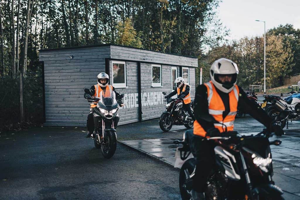 Safety Drills for Motorcycle Riders